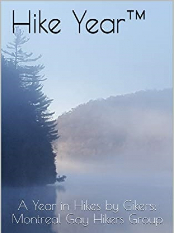 Hike Year - Hardcover Book